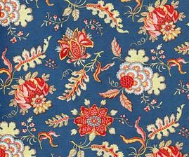 CHINTZ HOLLANDAIS 1022 ROYAL