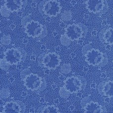CHINTZ HOLLANDAIS 1021 DARK BLUE