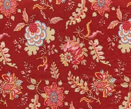 CHINTZ HOLLANDAIS 1022RED