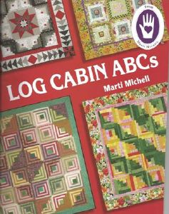 MARTI MICHELL log Cabin
