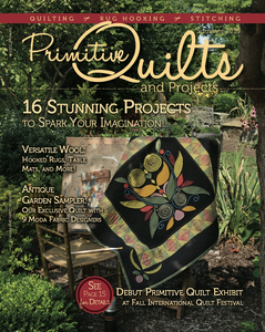PRIMITIVE QUILTS summer 2015